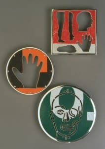Template Series: Out of Hand, Corpus Rouge, Cranium Verde