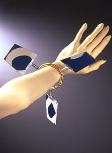 Paddle-Twist Armform