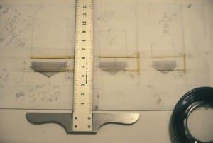Drawing/Plan for Suspended Vessel Set