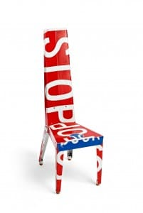 STOP: Transit Chair