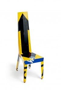 Arrow: Transit Chair