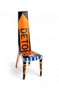 DETOUR: Transit Chair