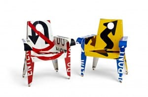 BroadWay Armchairs