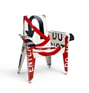 BroadWay Armchair