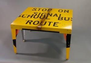 Rectangular Transit Table Matched Pair