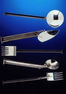 Table Tools 5-piece placesetting
