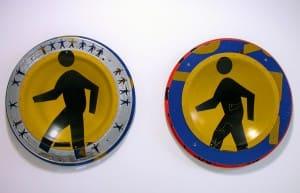 Man in Stereo: The Muybridge Platters 2