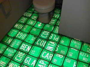 Metro Tile: Floor