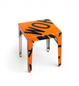 Small Square Transit Table
