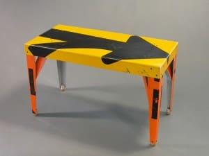Arrow Rectangular Transit Table